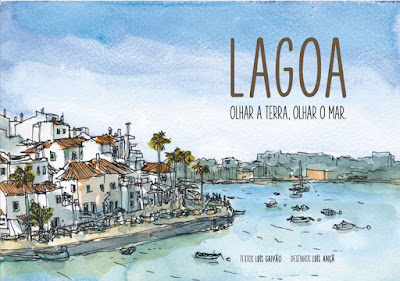 LUIS GAIVÃO e LUIS ANÇÃ «Lagoa: Olhar a Terra Olhar o Mar»