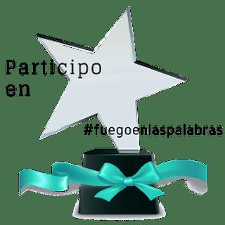 Trofeo virtual de participantes en #Fuegoenlaspalabras