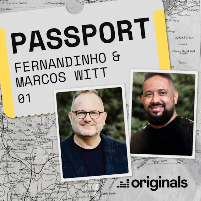 "Deezer une Fernandinho, Marcos Witt para o ""Deezer Passport"""