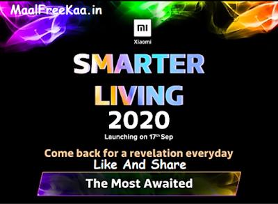 Mi Smarter Living 2020