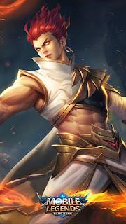 Valir Pale Flame Heroes Mage of Skins V3
