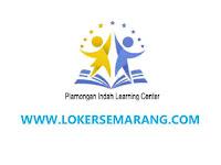 Loker Guru di Plamongan Indah Learning Center Semarang