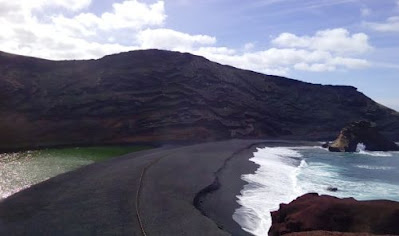places to drive to in lanzarote