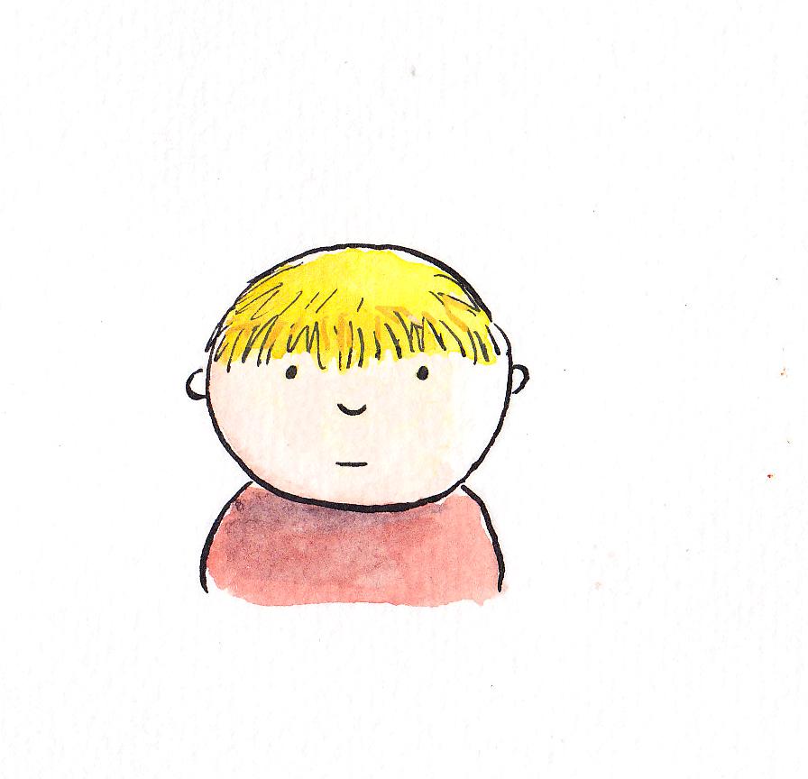 """""""vie de famille"""" family illustration"""