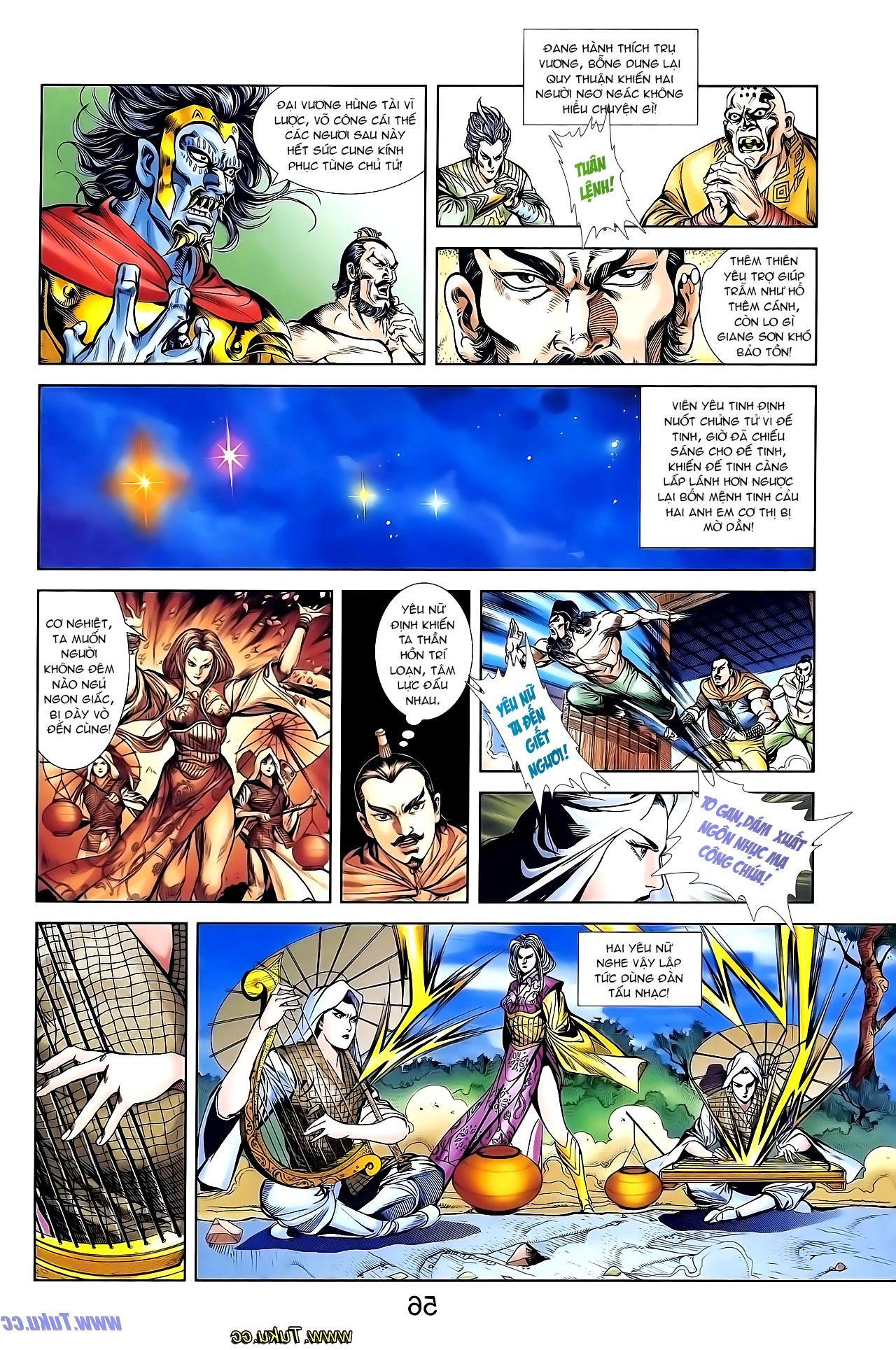 Cơ Phát Khai Chu Bản chapter 137 trang 20