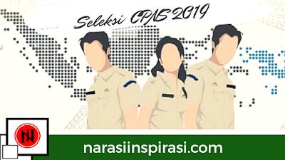 Jadwal CPNS 2019 diperpanjang oleh BKN