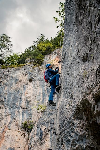 Klettersteiggehen für Anfänger – So gelingt dir der Einstieg! Klettersteig gehen - das ist wichtig für den Anfang 13