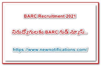 BARC_Recruitment_2021