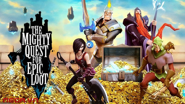 The Mighty Quest for Epic Loot 4.1 Mod, High Damage/Defense