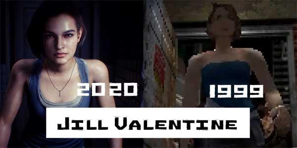 لعبة Resident Evil 3 Remake