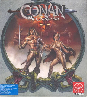 Conan : The Cimmerian