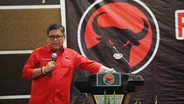 PDIP Berharap Situasi Politik Nasional Tak Gaduh Jelang Pelantikan Jokowi-Ma'ruf