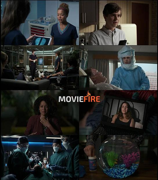 The Good Doctor Season 4 1080p