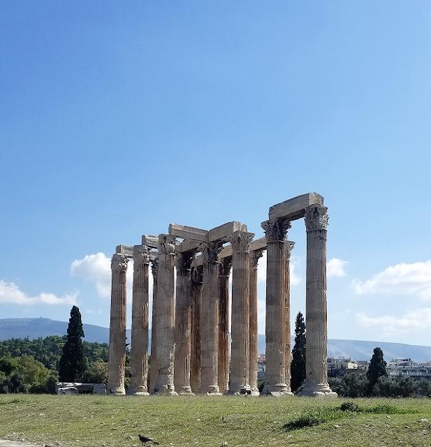 Olympian Temple