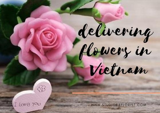 Online Florist Shop In Vietnam