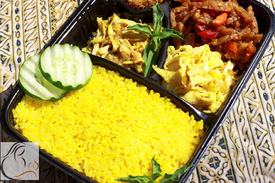 catering lunch box Jepara