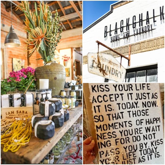 Blackchalk Home and Laundry, best shop in Frederickburg, TX
