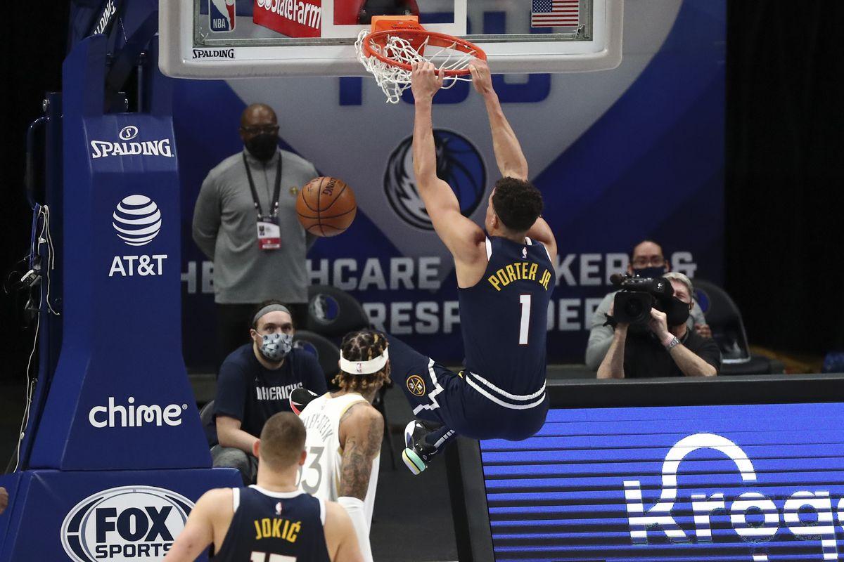 Cuarto triunfo consecutivo de los Denver Nuggets de Facundo Campazzo en la NBA
