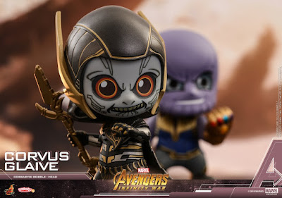 Avengers: Infinity War Cosbaby Mini Figure Series 2 by Hot Toys x Marvel