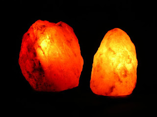 Photo of salt lamps by Amophes