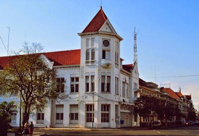 Wisata Kota Tua Surabaya Dengan Bangunan Lama Yang Unik