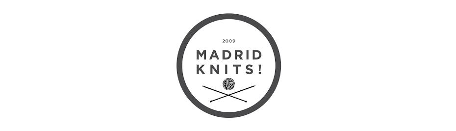 Madrid knits!