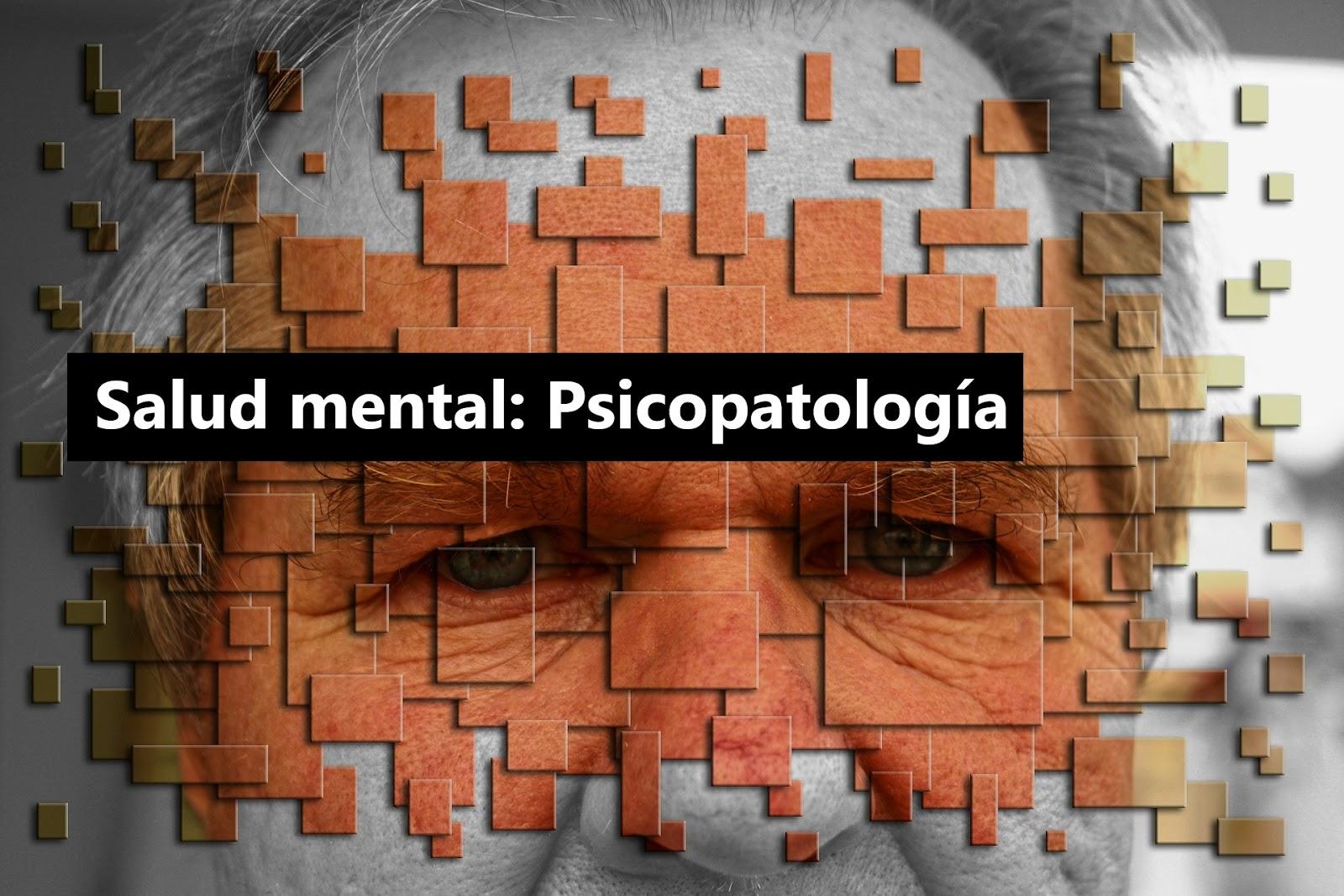 Salud mental: Psicopatología (PDF)