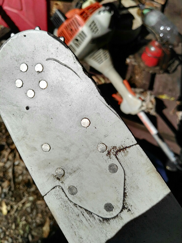 Bruce Teakle's Pages: Holzfforma chainsaw bar review