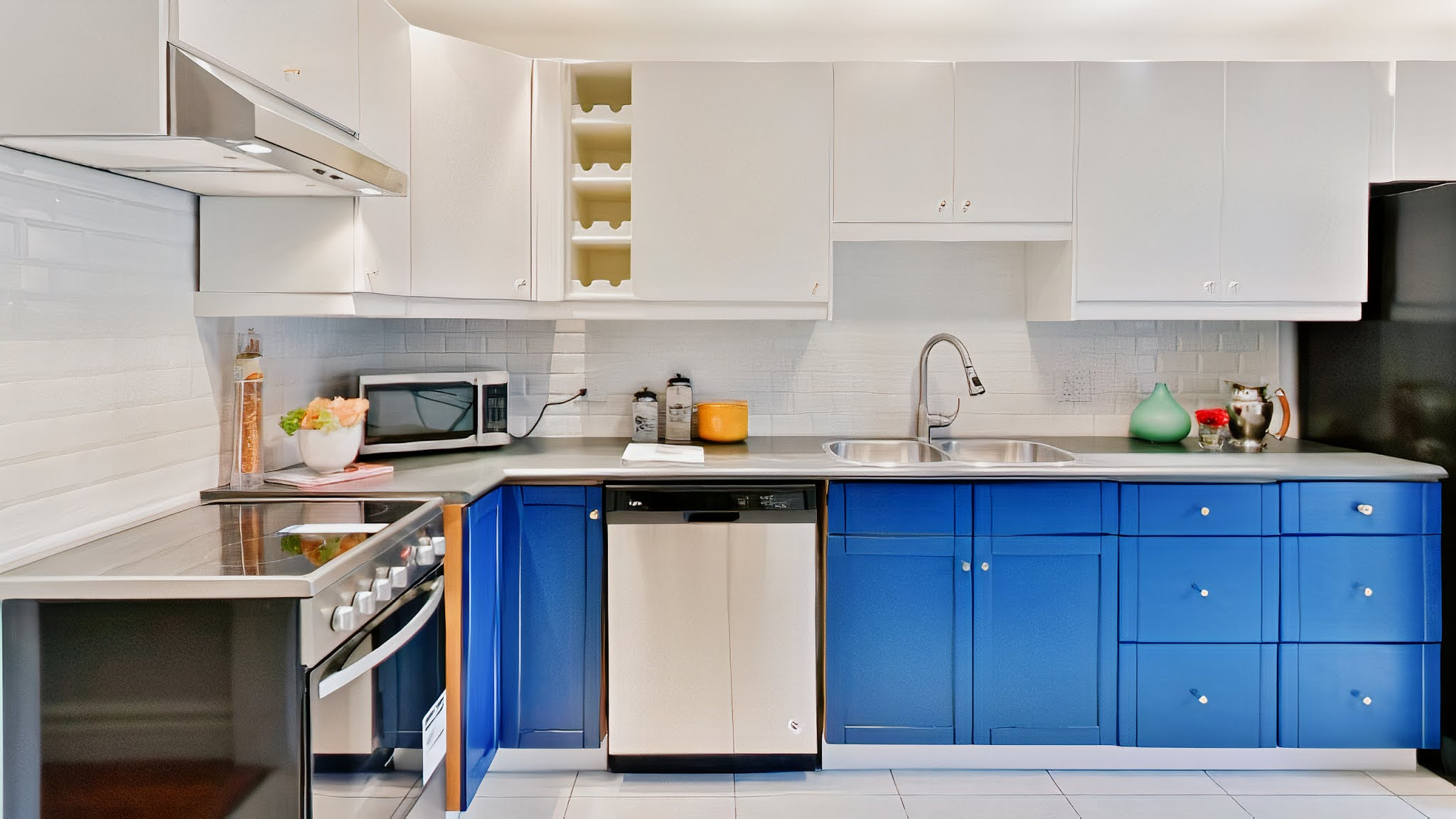 Kitchen Trends 2021 Blue Kitchens