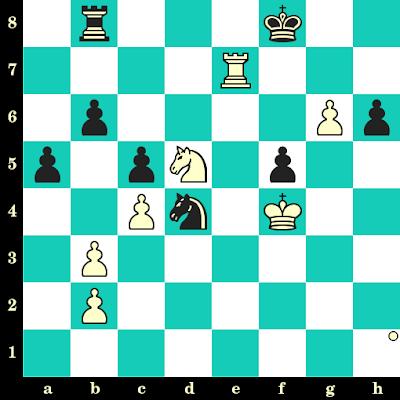 Les Blancs jouent et matent en 2 coups - Maria Kursova vs Tijana Blagojevic, Belgrade, 2013