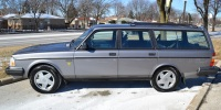 Auction Watch: 1988 Volvo 245 DL Wagon