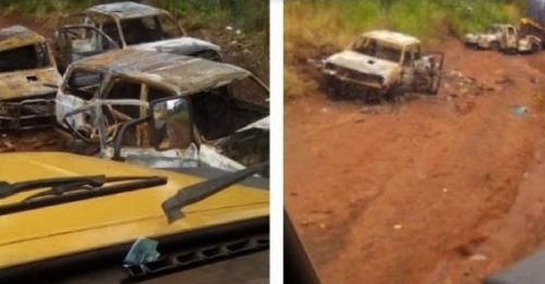 Comboio de líder evangélico com 300 cristãos é atacado por milícia na África