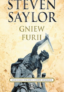 Gniew Furii - Steven Saylor
