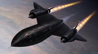 Blackbird, Pesawat Super Untuk Tempur NASA Tercepat di Dunia