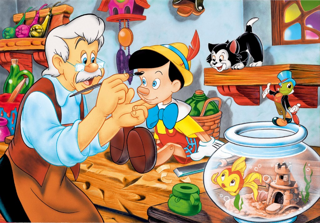 Disegni Walt Disney Colorati