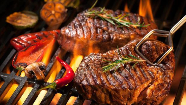 طريقة تتبيل اللحم المشوي