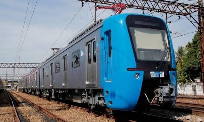 Supervia informa que irá retirar 40 trens de circulação