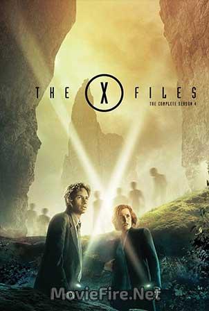 The X Files Season 4 (1996)