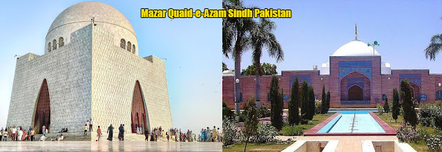 Mazar Quaid-e-Azam Sindh Pakistan