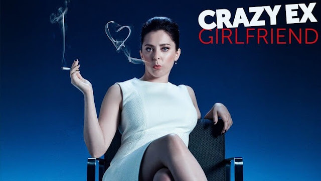 Rachel Bloom crazy ex girlfriend poster