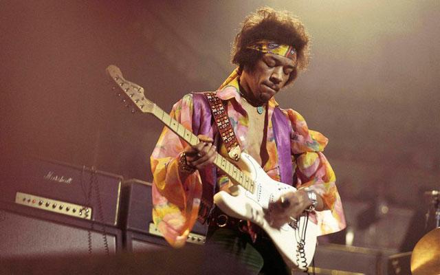Jimi Hendrix Dibunuh Manajernya Sendiri