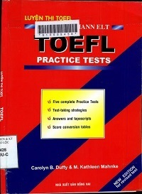 Luyện Thi TOEFL - The Heinemann Elt TOEFL Practice Tests - Carolyn B. Duffy