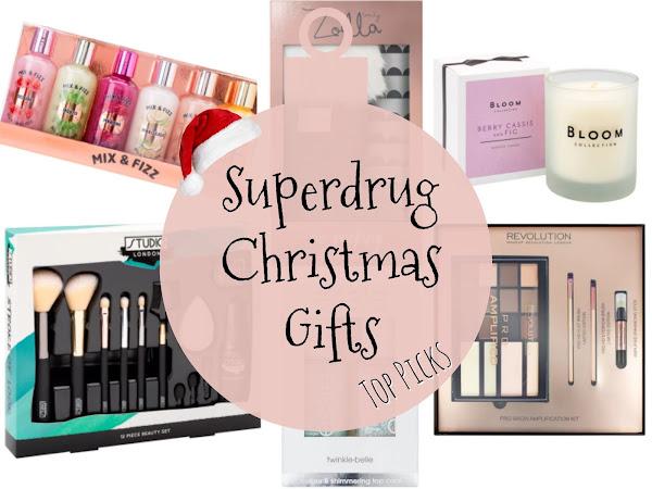 Superdrug Christmas Gifts Top Picks