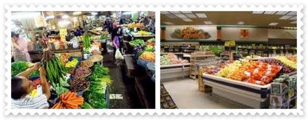 Jenis Pasar di Indonesia