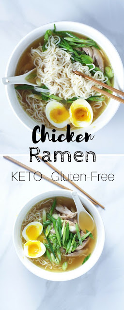 Keto Chicken Ramen