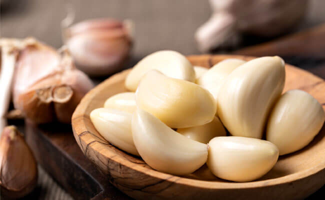 home remedies cold garlic