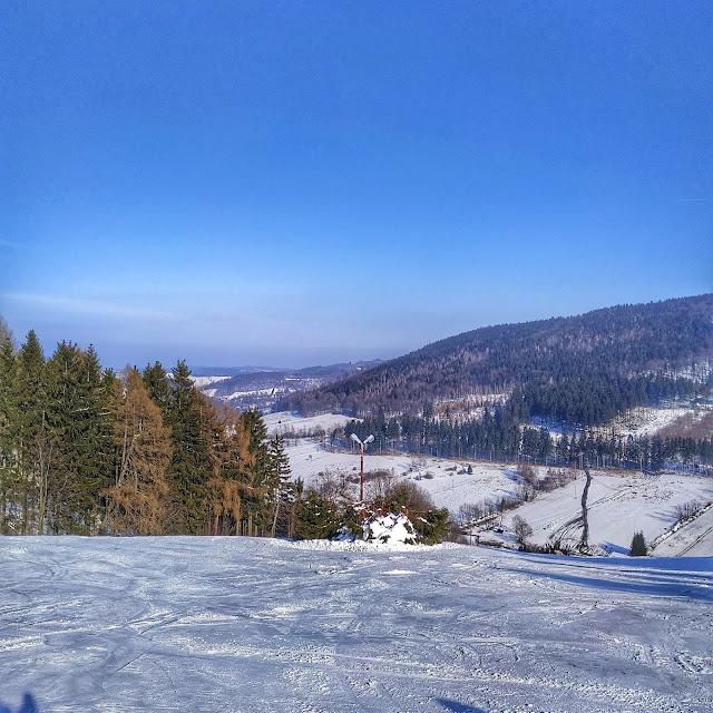 Ośrodek Wypoczynkowy Na Stoku, Rzeczka, Walim, Góry Sowie
