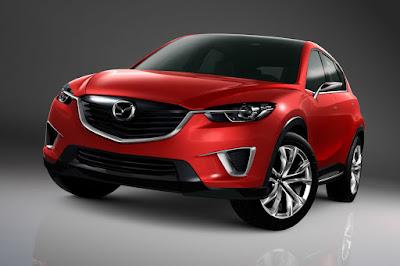 2012 Mazda CX-5 premiere