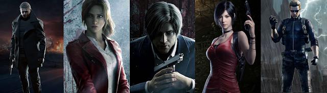 Personagens de Resident Evil