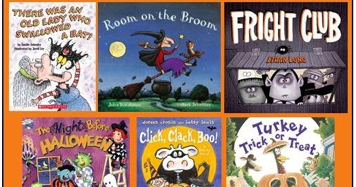 Halloween Books Amp Activities Teach Amp Play With Mrs J